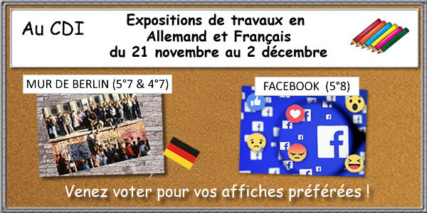 Concours Affiches CDI