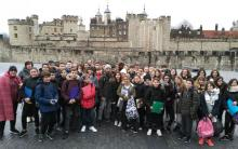 Tower of London - Voyage Londres 2018